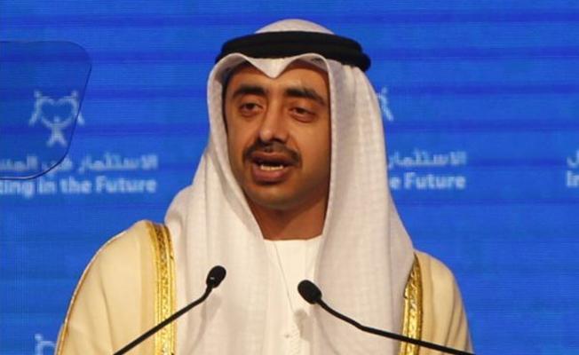 Birleşik Arap Emirlikleri'nden Türkiye'ye 'sömürgecilik' eleştirisi