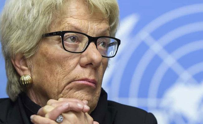 BM Suriye Komisyonu üyesinden istifa: Savaşı bitirmek üzerine bir siyasi istek yok