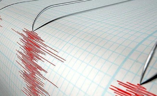 Bodrum'da 4.8 büyüklüğünde deprem