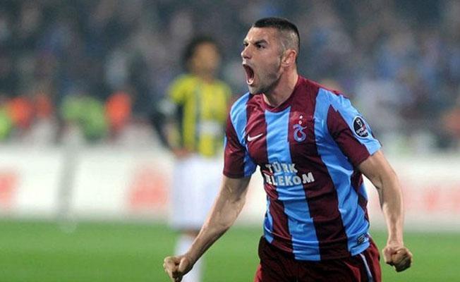 Burak Yılmaz yeniden Trabzonspor'da