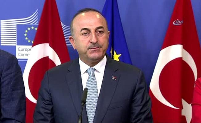 Çavuşoğlu'dan Alman vekil açıklaması: Ülkesi kendisini gönderirse ziyaretini yapar