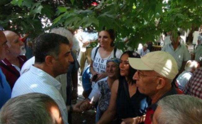 CHP Dersim Milletvekili Erol: Yangının kasıtlı söndürülmemesi, görev suistimalidir