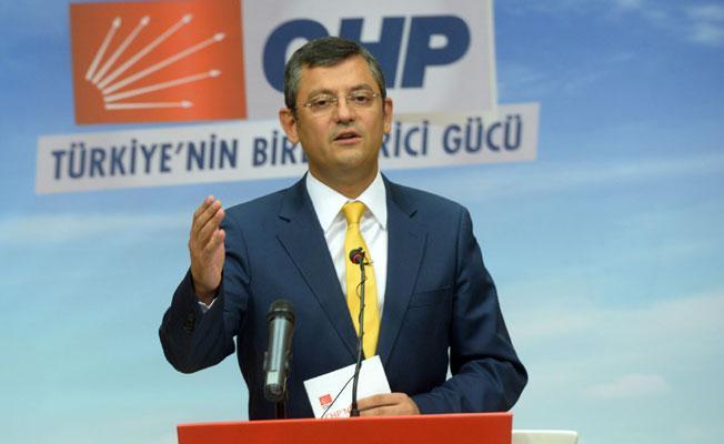CHP'li Özel: Erdoğan bilginin nereden geldiğini açıklamazsa iftiracıdır