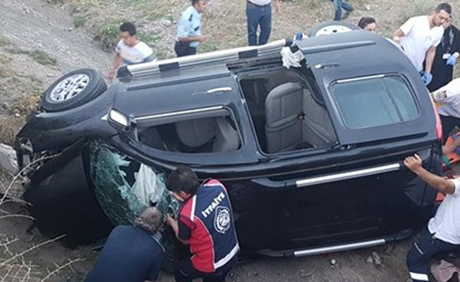 Çorum'da trafik kazası: 3 kişi hayatını kaybetti