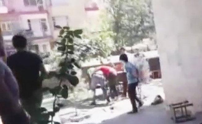 Diyarbakır'da trans kadına sokak ortasında darp