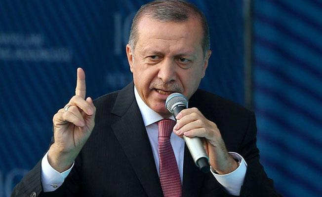 Erdoğan: Yakında, bu içeride olan zatla alakalı Kılıçdaroğlu'nun bağlantısı çıkarsa şaşmayın ha