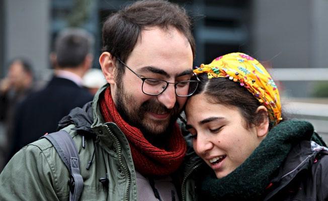 Esra Özakça: Nuriye ve Semih'in sürekli müdahale hissiyle yaşaması isteniyor