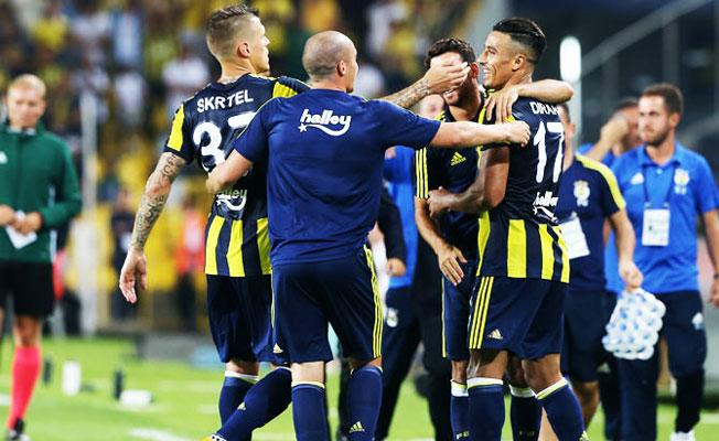Fenerbahçe play-off turunda