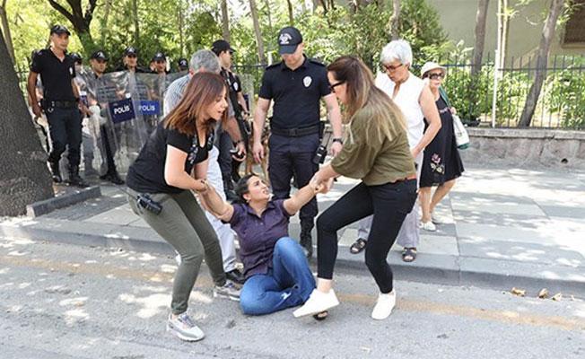 Gülmen ve Özakça'nın avukatları gözaltına alındı