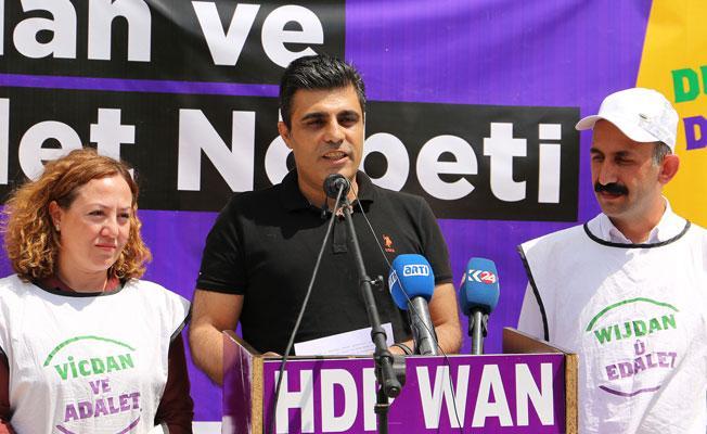 HDP'den Şemdinli raporu: 36 kişi yaklaşık bir saat işkenceye maruz bırakılmış