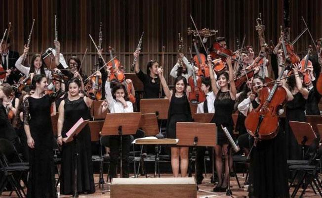 Heybeliada'da 'barış için' konser