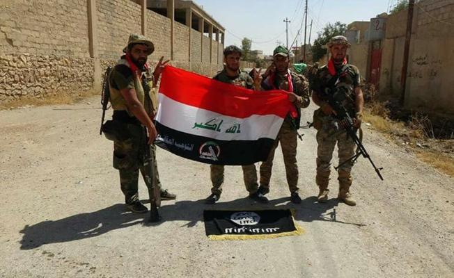 İbadi: Telafer, IŞİD'den tamamen geri alındı