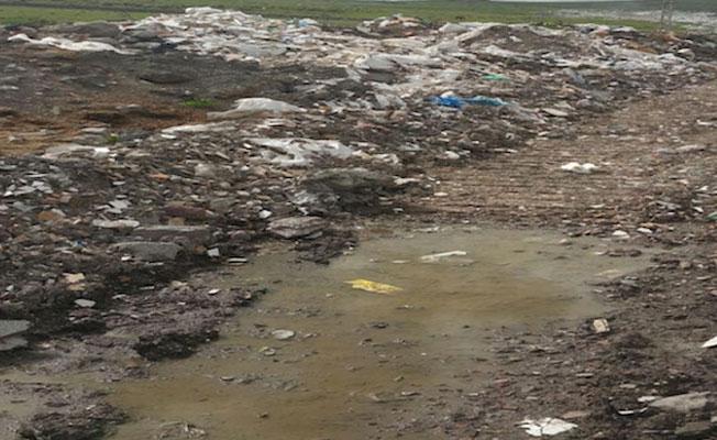 İHD Kars Şubesi: Sit alanı Karadağ Mahallesi'ndeki çöp halk sağlığını tehdit ediyor