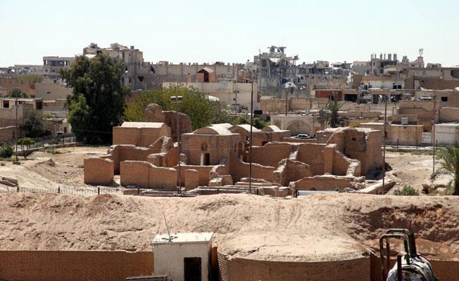 IŞİD'in Rakka'daki son kalesi düştü