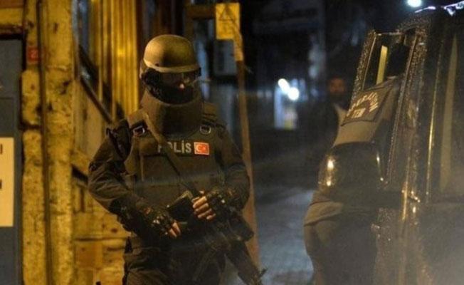 İstanbul'da IŞİD operasyonu: 2 gözaltı