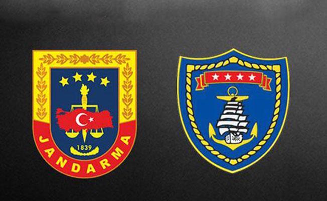 Jandarma ve Donanma Komutanlığı'na atama yapıldı