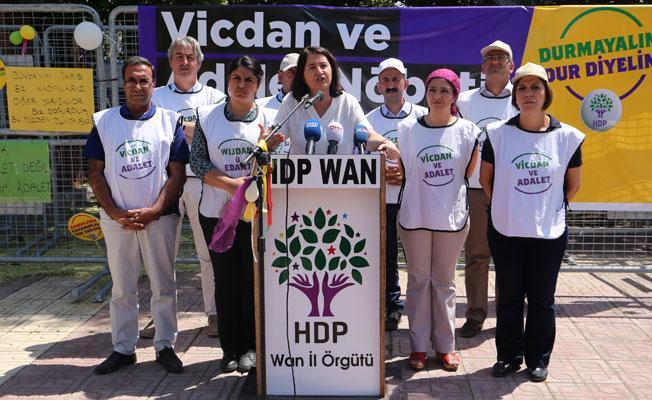 Kemalbay'dan Erdoğan'a: Şapatan'daki işkenceyi onaylıyor musunuz?