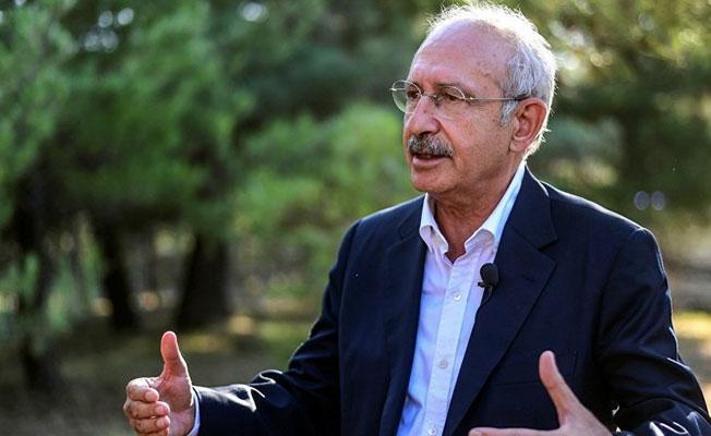 Kılıçdaroğlu, Adalet Kurultayı'nın sonuç bildirgesini açıkladı