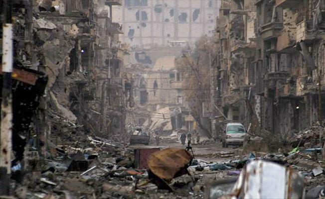 'Koalisyon uçakları, Rakka'da 78 sivili vurdu' iddiası