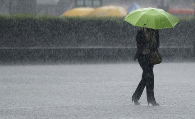 Meteoroloji 12 il için uyardı, kuvvetli yağış bekleniyor