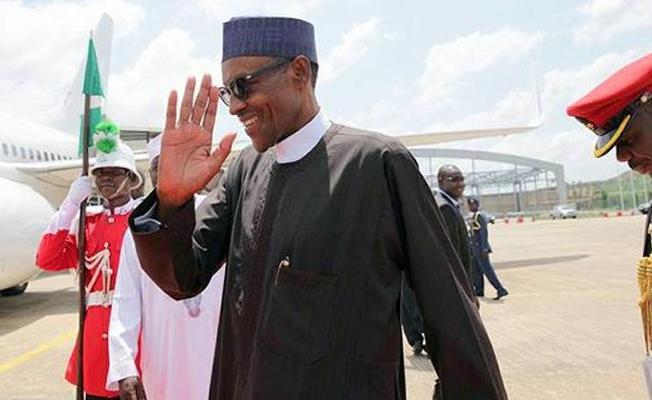 Ofisini fareler basan Nijerya Devlet Başkanı evinden çalışacak
