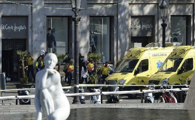 Barcelona saldırısının faili öldürüldü