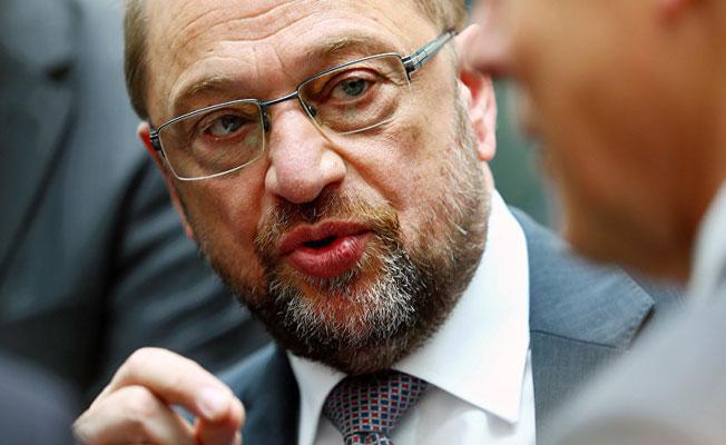 SDP lideri Schulz: Referandum Kürtlerin hakkı
