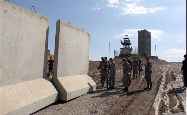Suriye'den sonra İran sınırına da duvar örülüyor