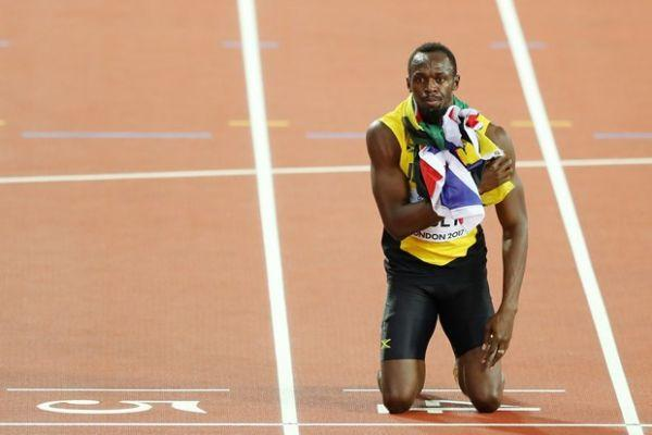 Usain Bolt, kötü final için hayranlarından özür diledi