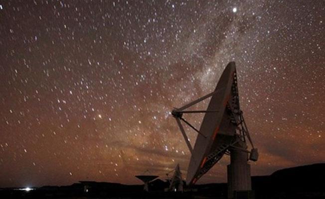 Uzaydan gelen 15 radyo dalgası saptandı