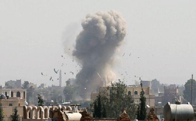 Yemen'de pazar yerine bombalı saldırı
