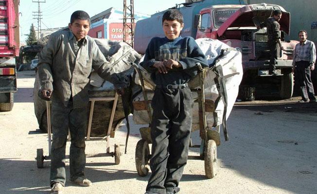 5 yılda 260 çocuk çalışırken hayatını kaybetti