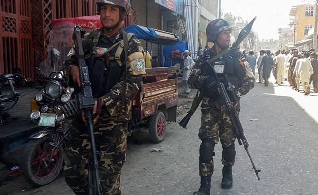 Afganistan'da bombalı saldırı: Ölü ve yaralılar var