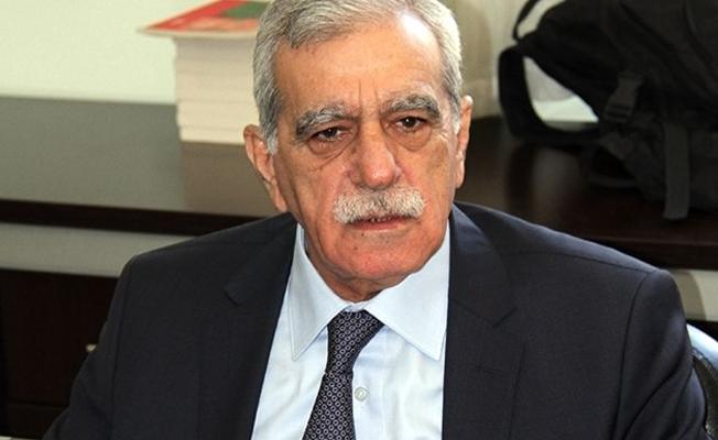 Ahmet Türk: Kürtleri açlıkla tehdit etmek hiçbir sonuç getirmeyecektir