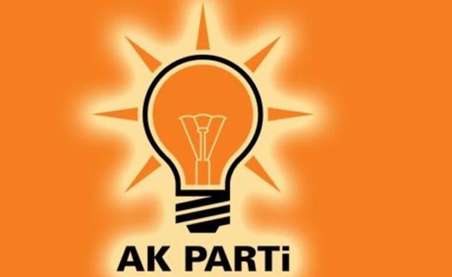 AKP'nin 5 ilçe başkanı görevden alındı
