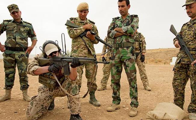 Almanya'dan IKBY açıklaması: Askeri destek kesilecek mi?