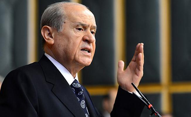Bahçeli: Kürdistan referandumuna asla izin verilmemelidir