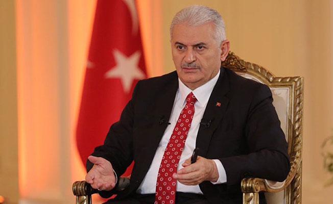 Başbakan Yıldırım: IKBY'deki referandum ulusal güvenlik meselesidir
