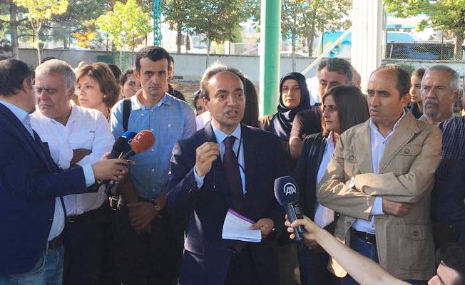 Baydemir: En çok devamsızlığı olan devrik başbakan Davutoğlu'dur