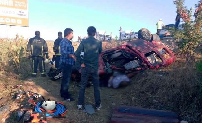 Bursa ve Van'da trafik kazası: 13 ölü!