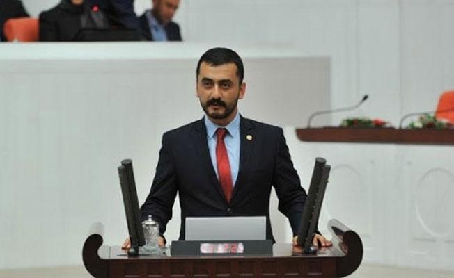 CHP Milletvekili  Eren Erdem: Siyasi ayaktan korkuyorlar