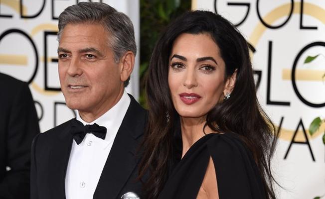 Clooney çifti evlerini Ezidi göçmene açtı