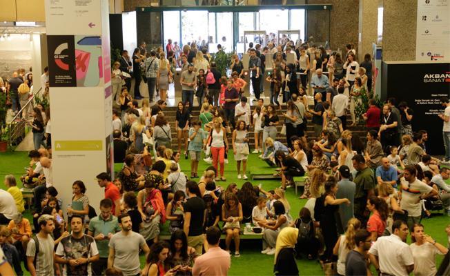 Contemporary Istanbul 12. yılında 80 binin üzerinde ziyaretçiyi ağırladı