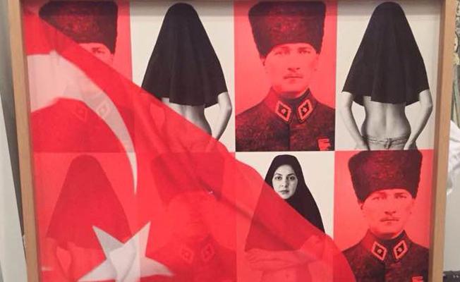 Contemporary İstanbul'da İranlı sanatçıya sansür