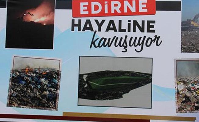 Edirne'de çöpten elektrik üretilecek