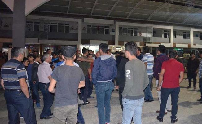 Elmalı'da Suriyelilere saldırı