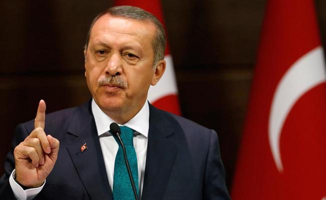 Erdoğan'dan ABD'ye 'silah' tepkisi: Üzüntü duyuyoruz