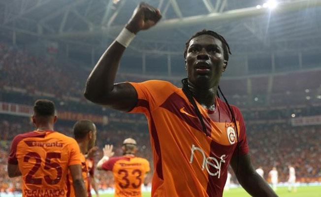 Galatasaray, Kasımpaşa'yı Gomis'le geçti