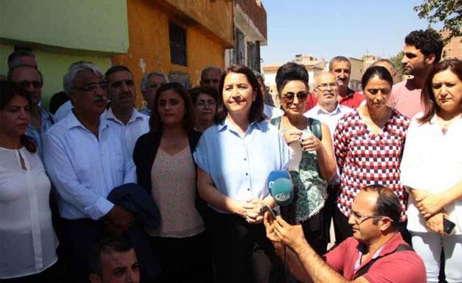 HDP Sur'dan seslendi: Sur'u zalimlerin elinden kurtaralım