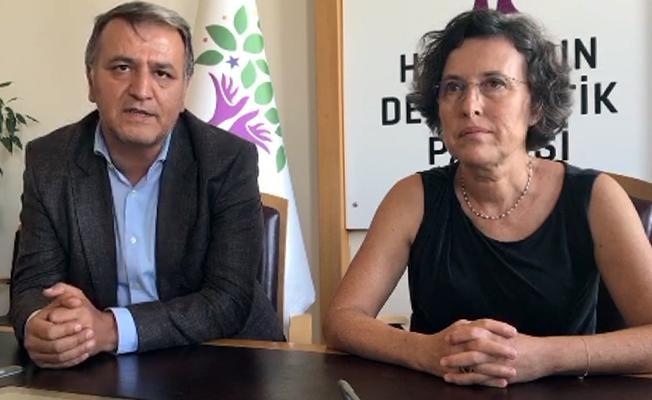 HDP'li vekiller: Nuriye ve Semih'in sesinin duyulmasını istemiyorlar